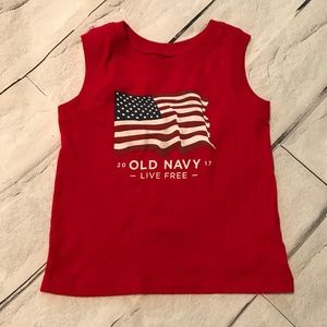 Old Navy Shirts & Tops - FREE w/ Any $25+ Purchase | Infant Boys 12-18 MO